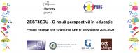 """Asociația GO-AHEAD partener în proiectul """"ZEST4EDU – O nouă perspectivă în educație"""""""