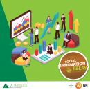 NN și Junior Achievement susțin echipele de liceeni cu idei antreprenoriale de impact în societate, prin proiectul internațional Social Innovation Relay