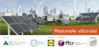 RESURSELE VIITORULUI - proiect educațional dedicat comunității, economiei circulare și protecției mediului
