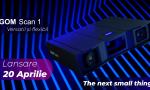 Lansare GOM SCAN 1 - SCANER 3D