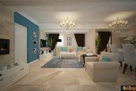 Afla ce solutii de design pentru apartamente ofera specialistii