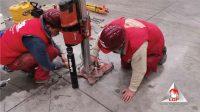 Pune pe primul loc siguranța, stabilizează rosturile de la pardoseala din beton