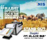 Duplo lansează echipamentul digital de tăiat, ritzuit și biguit PFi Blade B2+