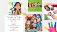 Tabara de Arta pentru Copii in jud. Neamt, August 2021