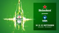 Heineken® devine partenerul oficial al SAGA Festival