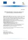 Anunt finalizare proiect Granturi pentru capital de lucru Contract M2-5464/07.04.2021 AMERICAN INVEST GROUP SRL