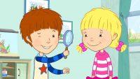 """Curiozitate și întrebări despre lume, în """"Daisy și Ollie"""", pe JimJam"""
