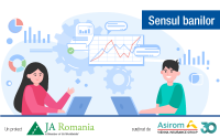 Junior Achievement România și Asirom susțin 3.000 de elevi de gimnaziu să își dezvolte cunoștințele și abilitățile specifice educației financiare