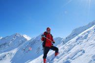 Weekend de alpinism clasic la Balea Lac