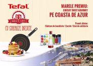 Fabrica de Clătite by Tefal, al treilea an de premii inedite și gusturi rafinate