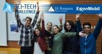 110 elevi din Constanța au participat la competiția Sci-Tech Challenge 2017 -  faza națională