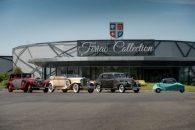 Galeria Țiriac Collection a fost multi-premiată anul acesta la importante concursuri de eleganță auto
