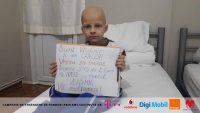 Cancerul îl poate răpune!La doar 8 ani, Vladimir duce o luptă între viaţă şi moarte!