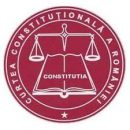 Comunicat de presă Curtea Constituțională a României