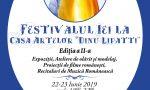 """Festivalul Iei la Casa Artelor """"Dinu Lipatti"""" - Ediția a II-a"""