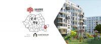 Apartamente noi de 2 camere din Constanta