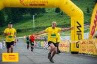 Fii campion pentru campioni și înscrie-te la cea de-a 11-a ediție DHL Carpathian Marathon powered by MPG!