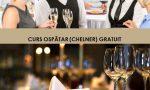 Cursuri GRATUITE în ocupația OSPĂTAR (CHELNER)