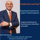 Reconstructia si dezvoltarea personala a leaderilor prin Leadership Coaching