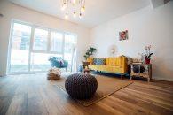 Apartamentele noi-Potrivite pentru un stil de viata dinamic