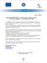 """ANUNȚ ÎNCEPERE PROIECT """"Granturi pentru capital de lucru"""" Contract de finanțare nr. M2-590 din 01-01-2021"""