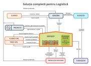 Business mai eficient cu soluții software pentru logistică
