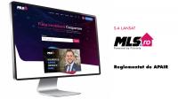 Se lansează varianta completă și integrată a MLS.ro, un serviciu performant de informare și cooperare pe piața imobiliară din România, reglementat de APAIR