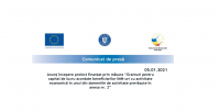 Comunicat de presă          SC OBADĂ TRANS SRL  05.01.2021