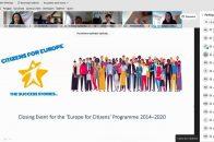 """EuroDEMOS înscrie un nou proiect în lista """"poveștilor de succes"""" la nivel european"""