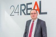24REAL încheie primul trimestru cu o creștere de 30% a numărului de tranzacții cu spații de birouri