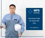 Recrutare forta de munca din Asia