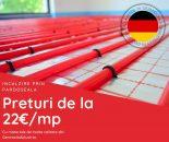 PWT - Energia Viitorului ofera preturi de la 22 euro/mp la incalzirea in pardoseala