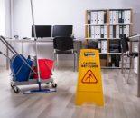 Sfaturi pentru curatenie in cladirile de birouri