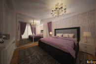 Iata care sunt avantajele mobilei din lemn pentru un dormitor clasic Italian