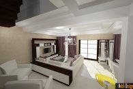 Iata proiectele de case cu etaj realizate de Nobili Interior Design