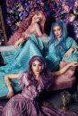 Cele mai cool culori pastel pentru păr