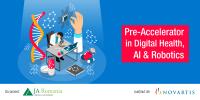 Pre-Accelerator in Digital Health, AI & Robotics, un nou proiect pentru promovarea cercetării și antreprenoriatului în mediul universitar