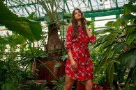 """Noria Anis lansează colecţia de primăvară-vară """"Imaginary Garden"""", inspirată din regiunea franceză Provence"""