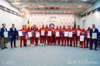 Performanță istorică pentru lotul României de culturism și fitness la Campionatele europene din Spania