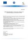 """ANUNȚ FINALIZARE PROIECT """"Granturi pentru capital de lucru"""" Contract de finanțare nr. M2-432 din  23-12-2020"""