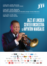 "Wynton Marsalis și ""Jazz at Lincoln Center Orchestra"", pentru prima dată în România"