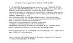 Anunt de incheiere a proiectului M2-2658 din 17.12.2020