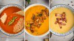 3 recomandari de supe creme delicioase si pline de vitamine, perfecte pentru sezonul cald
