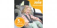 Producătorul Joie ofera Garantie extinsa de 3 Ani