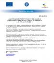 """ANUNȚ FINALIZARE PROIECT FINANTAT PRIN MASURA 2 """"Granturi pentru capital de lucru"""" Contract de finanțare nr. M2-590 din 01-01-2021"""