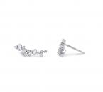Esti in cautarea unor cercei cu diamante ieftini?