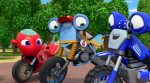"""""""Ricky Zoom"""", o aventură distractivă pe două roți, în premieră la JimJam"""