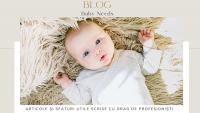 Babyneeds.ro îți lansează blog cu articole scrise de medici specialiști