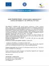 """ANUNȚ ÎNCEPERE PROIECT """"Granturi pentru capital de lucru"""" Contract de finanțare nr. M2-10494 din 27-07-2021"""