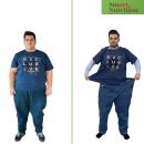 Record la pierderea în greutate în clinica Smart Nutrition - Un tânăr de 26 de ani a slăbit 80 de kilograme fără chirurgie bariatrică